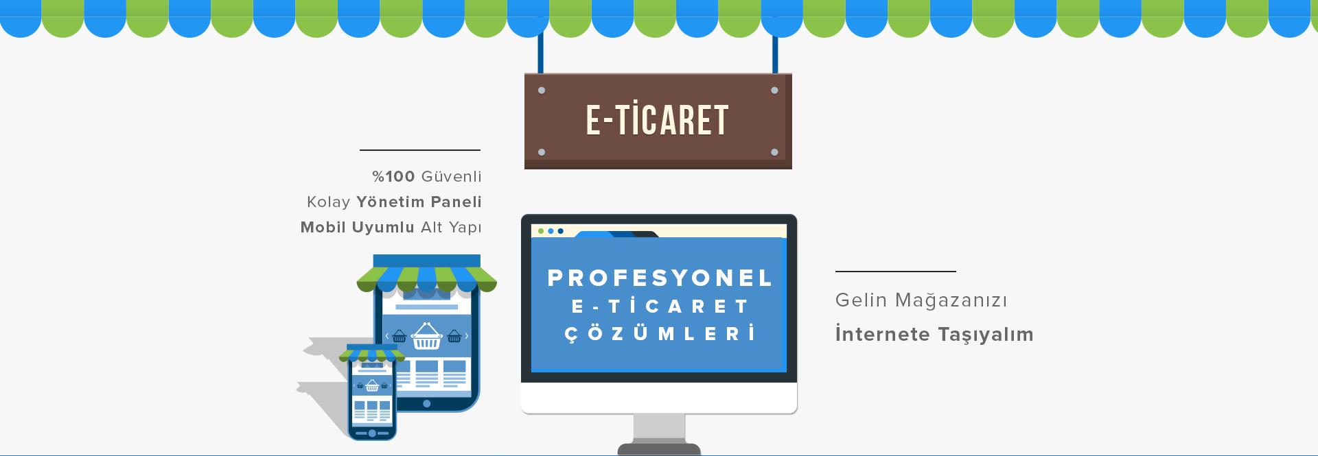 e-ticaret banner